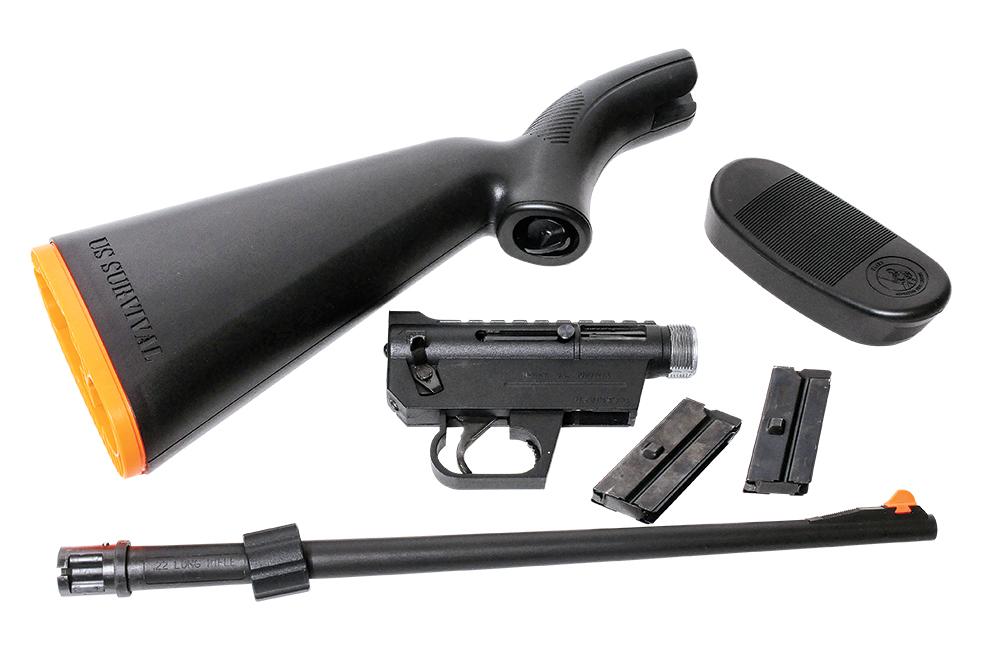 3 Great Takedown Survival Guns - RifleShooter