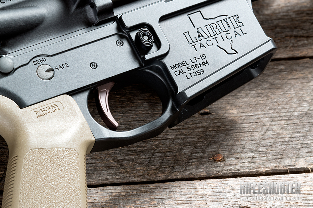 LaRue Tactical MBT-2S AR-15 Trigger Review