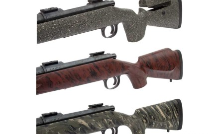 As Jon Sundra notes in his article on the new Mossberg Patriot elsewhere in this issue, a rifle's