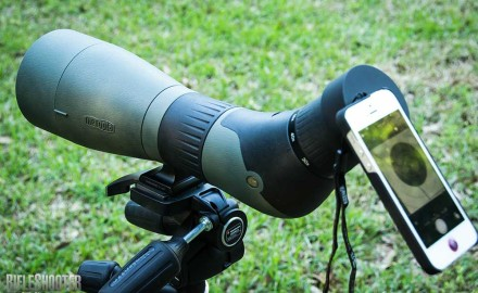 Spotting scopes are the kind of product that most shooters never think of until they're