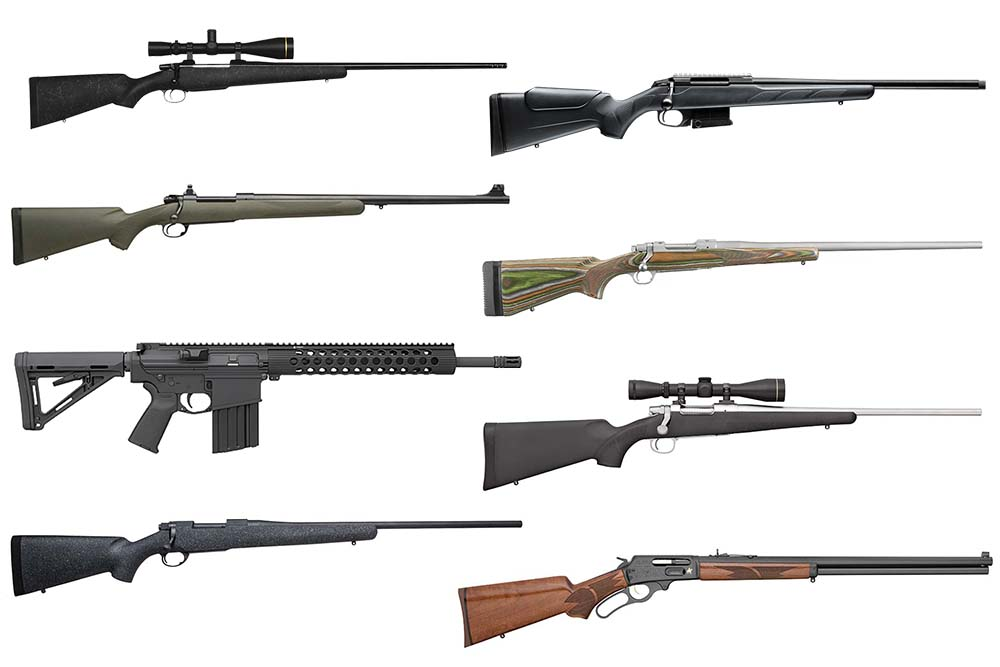 Big Game Rifles