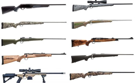 Combined Rifles