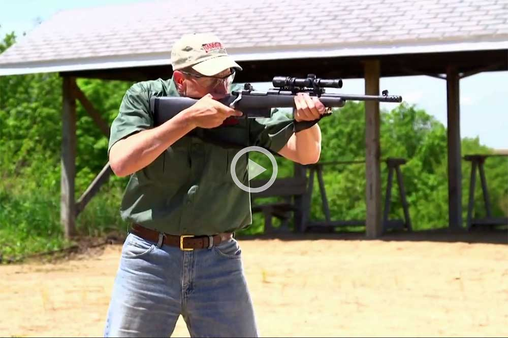 Video at the Range: Ruger Gunsite Scout
