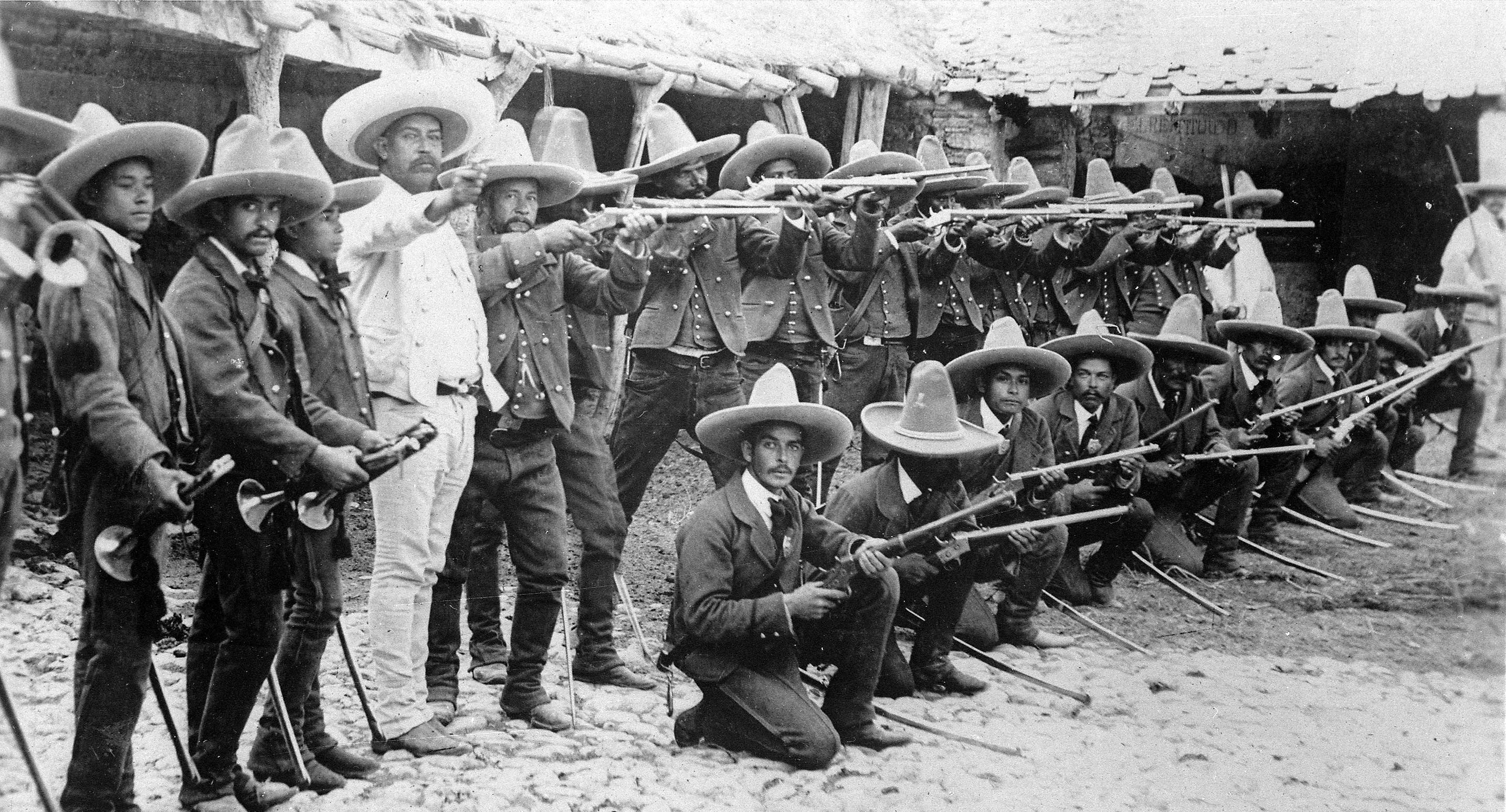 Early Mexican Army Rifles and Cartridges