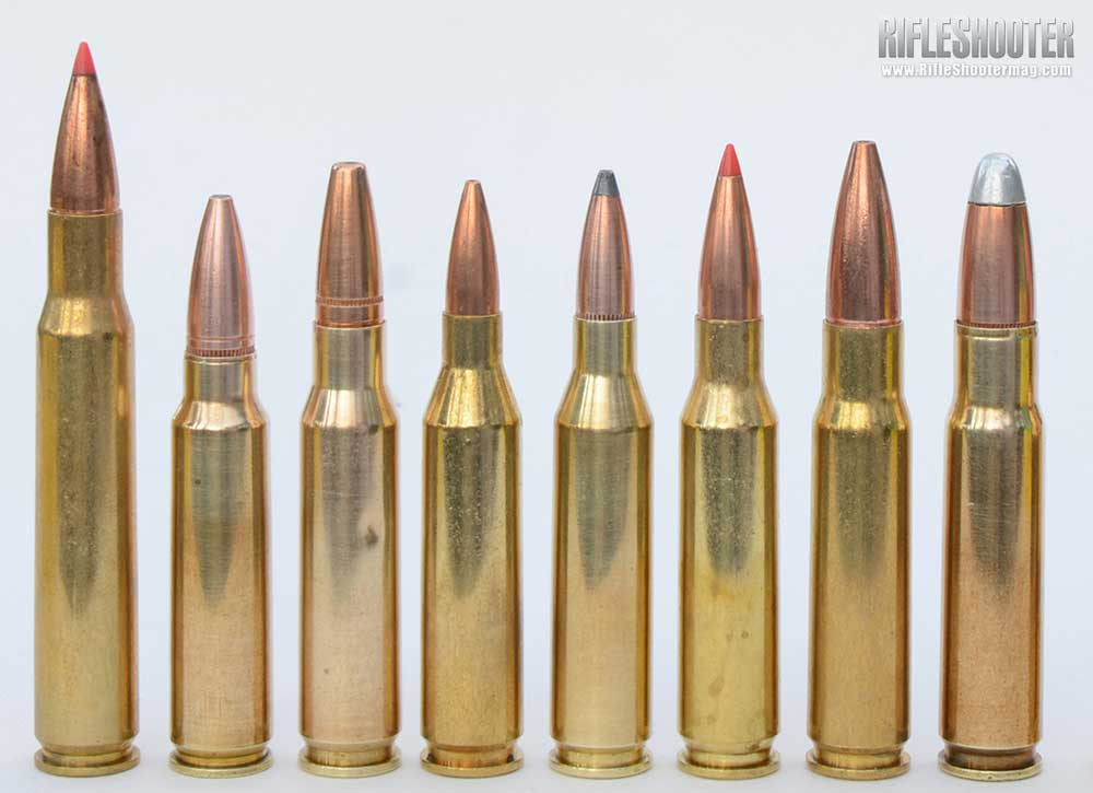 Five Great  308 Based Cartridges