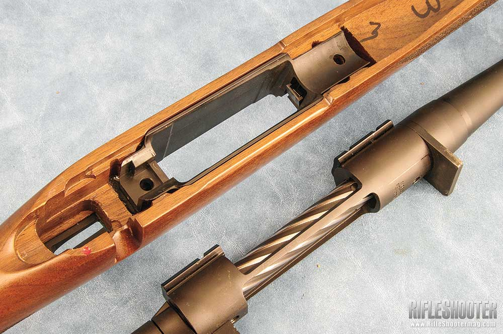 Mossberg Patriot Review Rifle Shooter