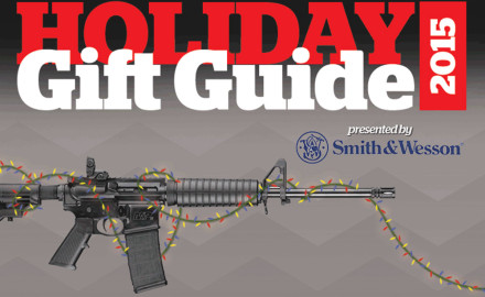 Every year, we at RifleShooter look forward to stuffing our stockings and giving gifts with some