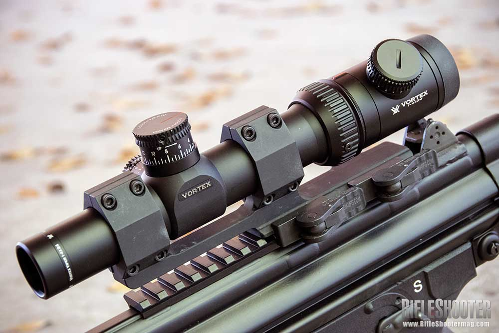 Vortex Viper PST 1-4x24 Scope Review