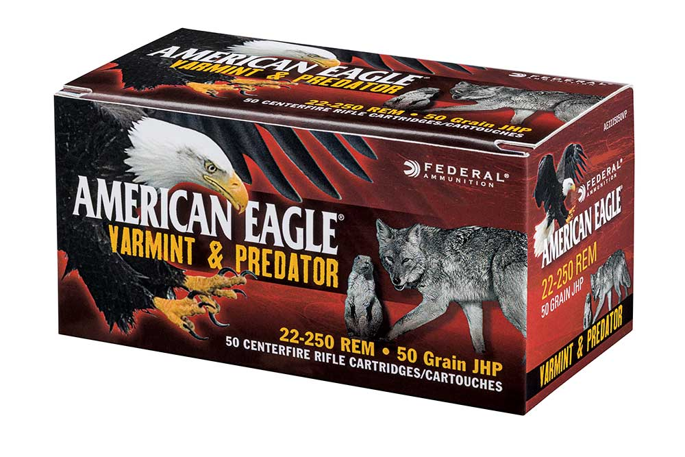 First Look: American Eagle Varmint & Predator