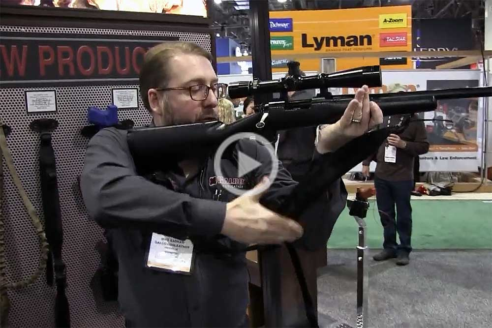 First Look: Galco RifleMann Sling