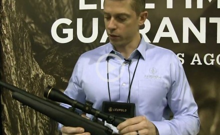 Versatile magnification ranges and an attractive new look make the Leupold VX-3i riflescopes