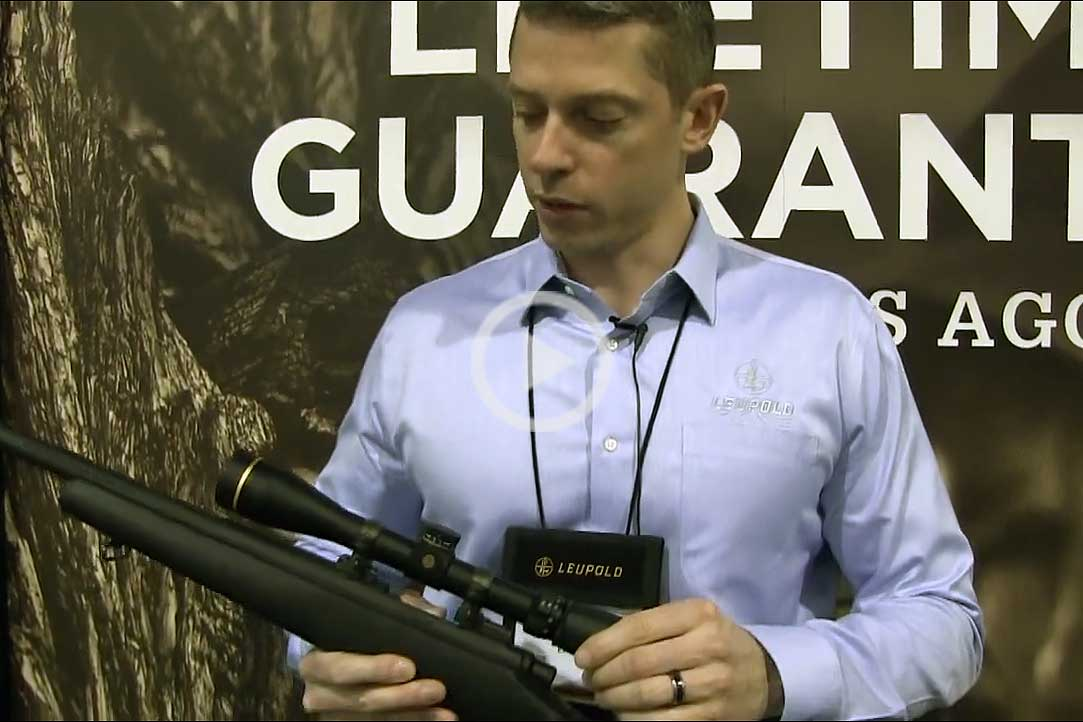 First Look: Leupold VX-3i Riflescope