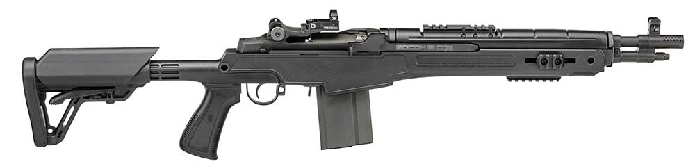 Springfiled-best-Armory-M1A-SOCOM-CQB-rifle