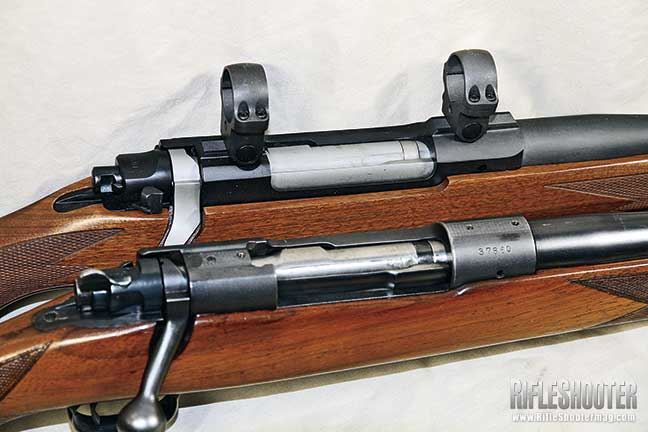 ruger rifle 17 cal model 77