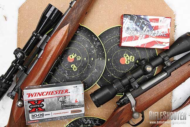 Ruger M77 Hawkeye vs. Winchester Model 70