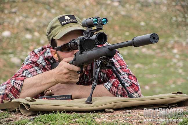 Review: SilencerCo Radius Rangefinder