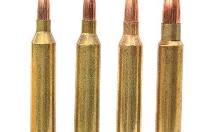 There are several cartridges, like the .280 Ackley Improved shown above, that offer spectacular