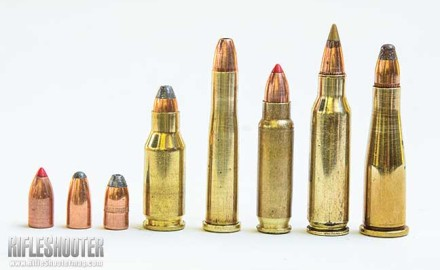 The .22 TCM is the fifth factory-loaded .22 caliber offspring of the 1950-vintage .222 Rem.