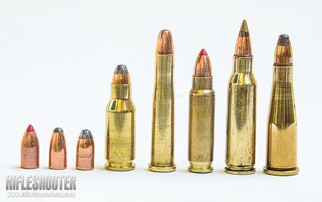 .22 TCM Cartridge Comparison
