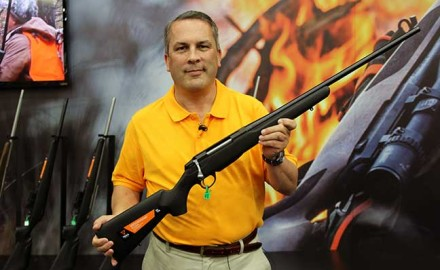 Tikka officially launched the new T3x line of rifles at the 2016 NRA Annual Meetings. The Tikka