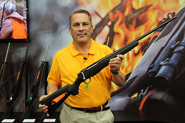 First Look: Tikka T3x Rifle Line