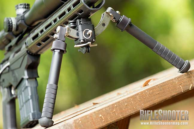 Ruger Precision Rifle upgrade Atlas 5H Bipod