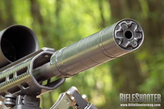 Ruger Precision Rifle upgrade Rugger Suppressors SURGE