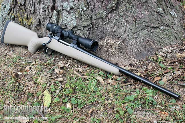 CZ 557 Rifle Review