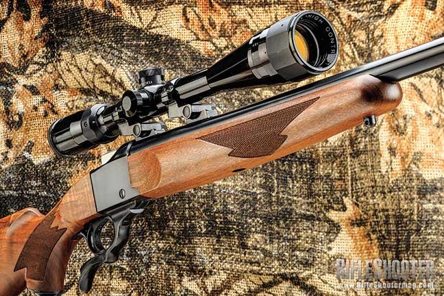 Ruger No. 1 Varminter Rifle Review