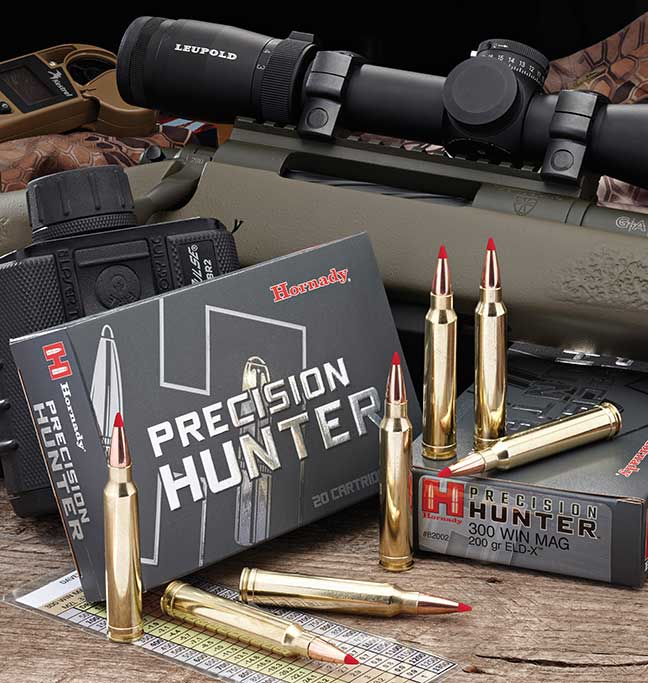 Review: Hornady ELD-X Precision Hunter Ammo