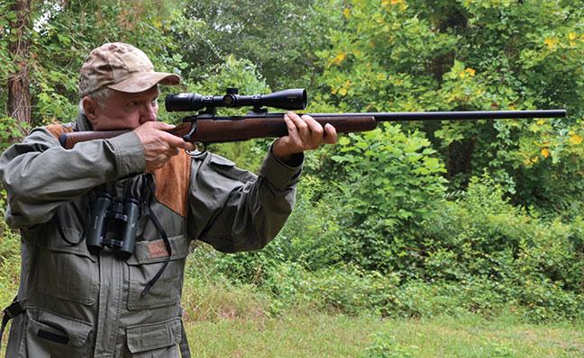 Nosler Model 48 Heritage Bolt-Action Rifle Review