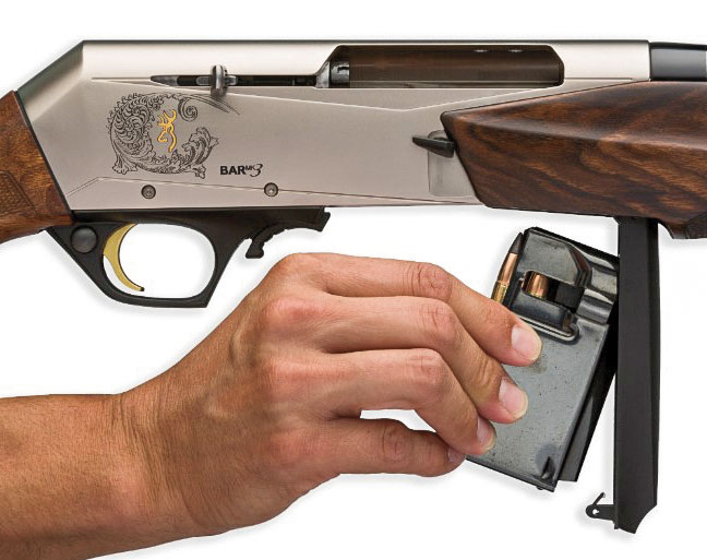 Browning BAR - A Classic Update