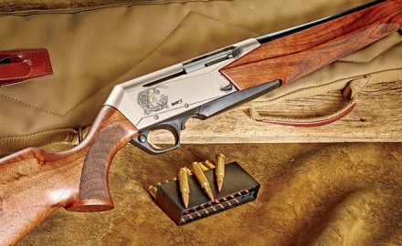 Browning trots out a new BAR Mark 3 in time for the gun's 50th anniversary.