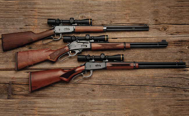 Head-to-Head Review of  30- 30 Lever-Action Rifles