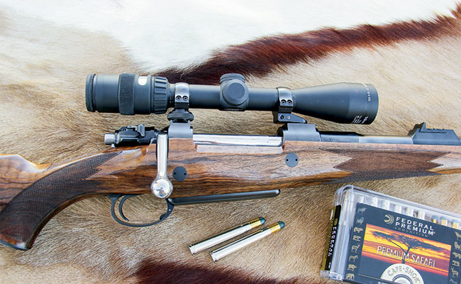 Review: Mauser M98 Magnum Rifle