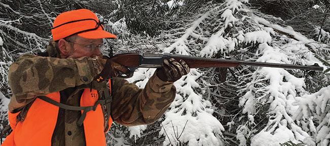 Savage Model 99 Level-Action Rifle
