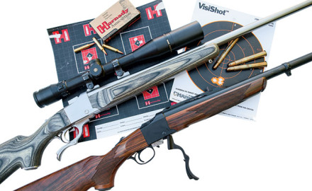 Single-shot rifles aren't for everyone, but to their fans the appeal is irresistible.