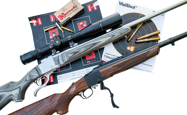 The Ruger No. 1 led the renaissance of single-shots in America, and over the years this rifle has been available in a wide variety of calibers and configurations.