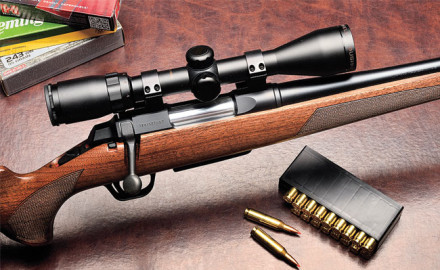 At a penny under $670, this rifle is going to appeal to many.