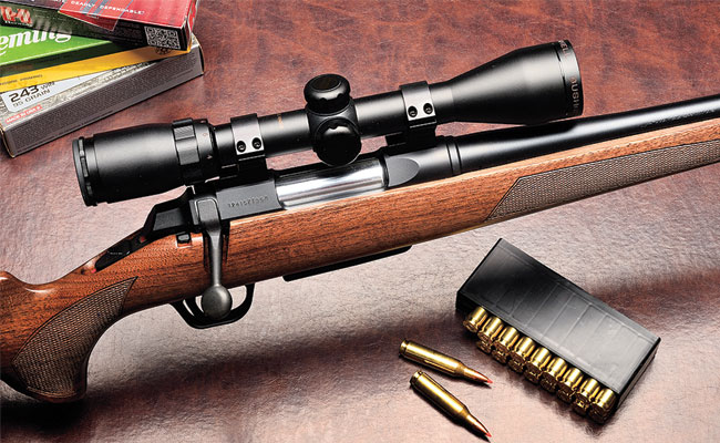 Browning AB3 Hunter Bold-Action Rifle