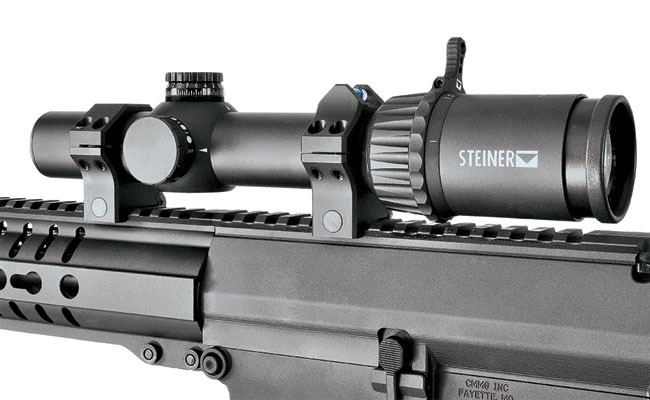 Steiner P4Xi Rifle Scope