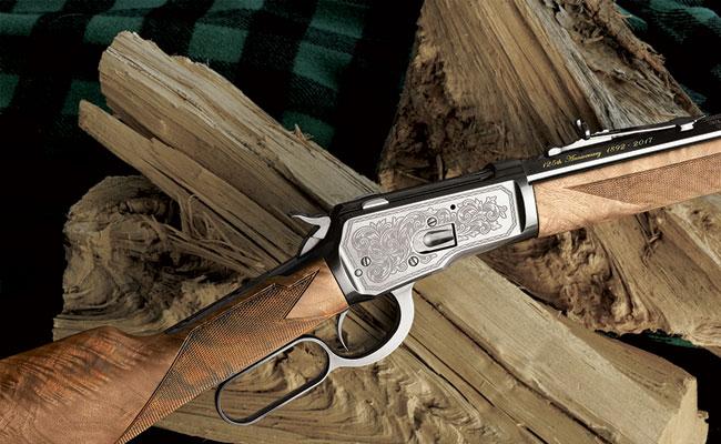 Winchester Model 1892 Anniversary Edition
