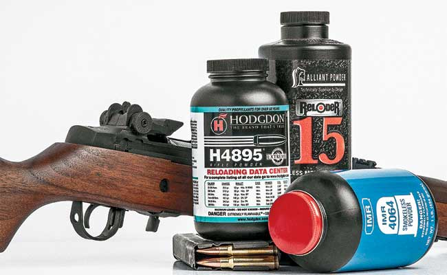Tips For Safe Handloads In Your M1A-Style Rifle