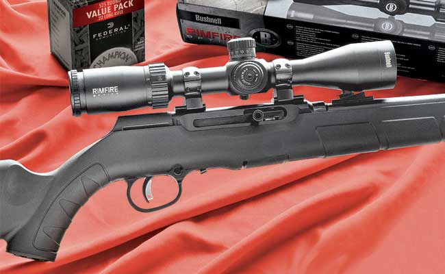 Review: Savage A22 Semi-Auto .22 Long Rifle