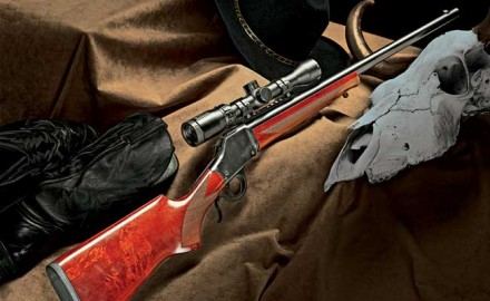 Uberti jumps on several states' newfound acceptance of some centerfire rounds.