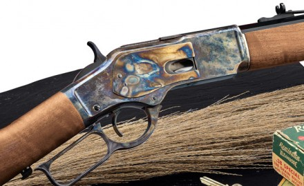 It goes without saying that Winchester lever-action guns played an important part in American