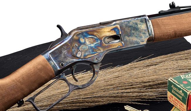 Winchester's Model 1873 Octagon Sporter - RifleShooter