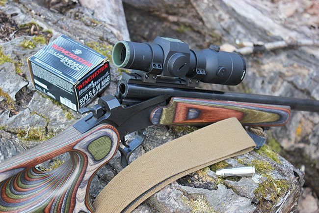 Straight-Walled Centerfire Cartridges For Deer Hunting