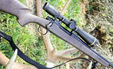 Remington's Model 700 American Wilderness Rifle is the logical evolution of one of our most popular hunting rifle actions.