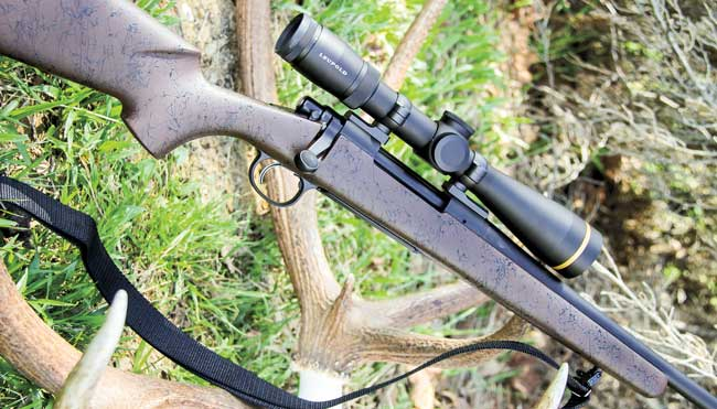 Remington's American Wilderness Rifle